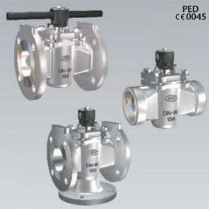 BDK Sleeved Plug Valve